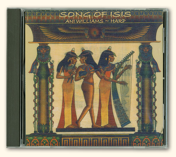 Ani Williams: Song of Isis